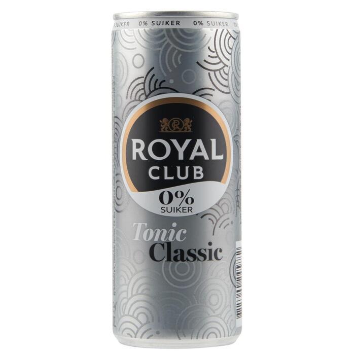 Royal Club Tonic 0% 4-pack (250ml)
