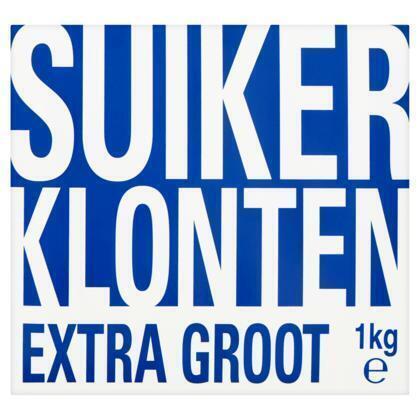 Suikerklonten extra groot (Stuk, 1kg)
