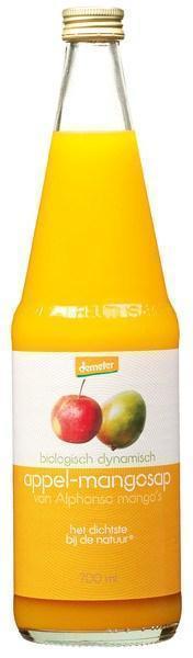 Appel-mangosap (glas, 0.7L)