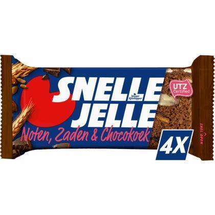 Goed gevuld choco 4-pack (4 × 53.5g)