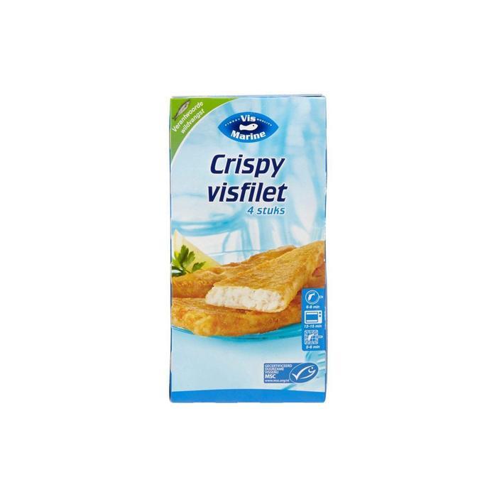 Vismarine Crispy visfilet (4 × 300g)