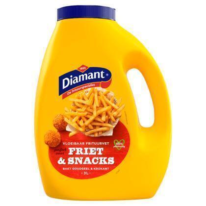 Diamant Friet & snacks frituurvet (3L)