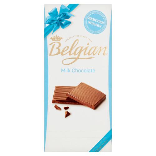 Belgian Melk Chocolade 100 g (100g)