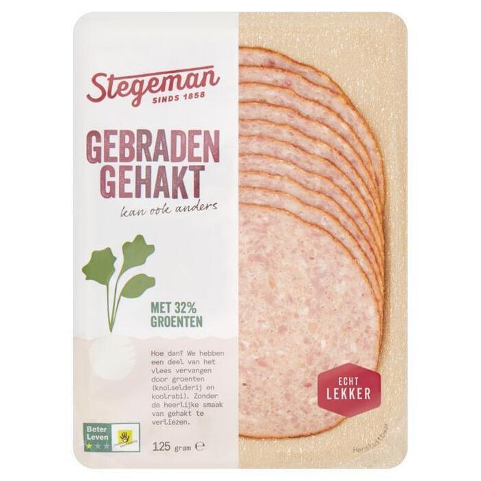 Stegeman Better meat gebraden gehakt (125g)
