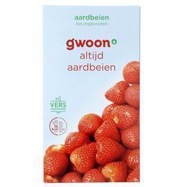 g'woon Aardbeien (225g)