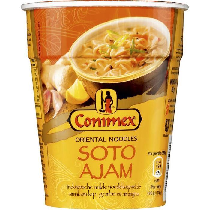 Oriental noodles soto ajam (65g)