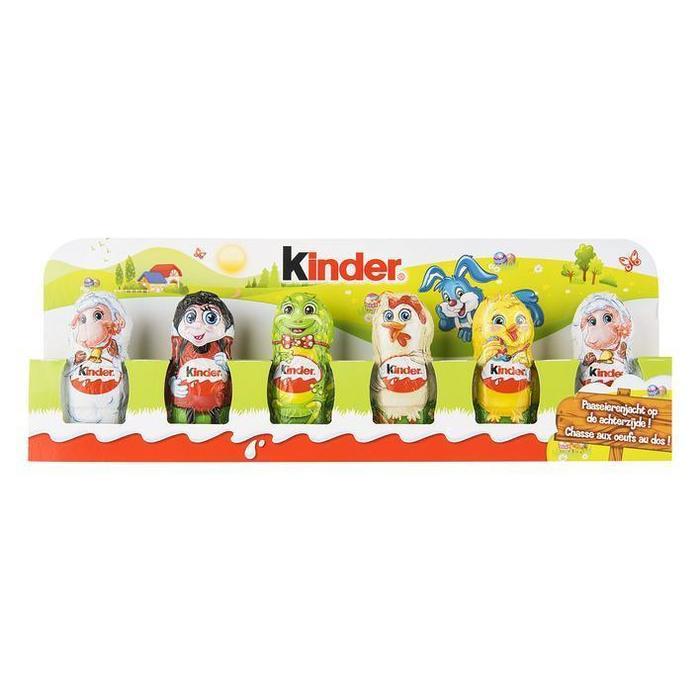 Kinder Mini figuurtjes (93g)