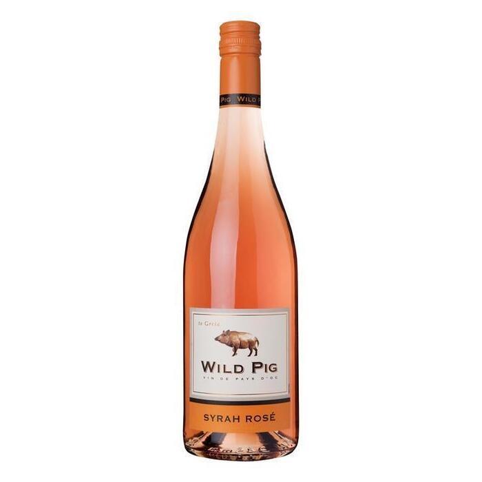 Syrah rosé (fles, 6 × 0.75L)
