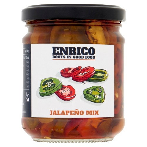 Enrico® Jalapeño Mix 200 g (200g)