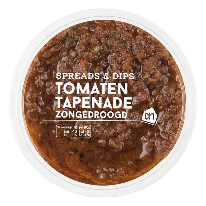 AH Zongedroogde tomatentapenade (125g)