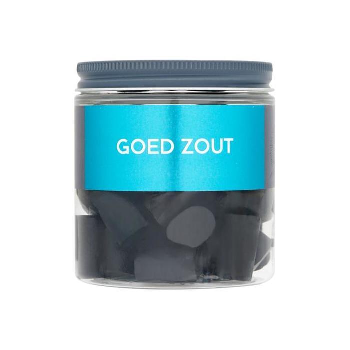 Meenk drop Goed Zout CE (180g)