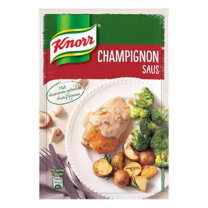Knorr Mix champignonsaus (40g)