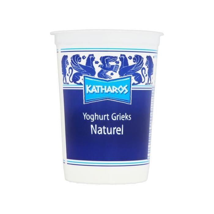 Griekse Yoghurt Naturel (bak, 500g)