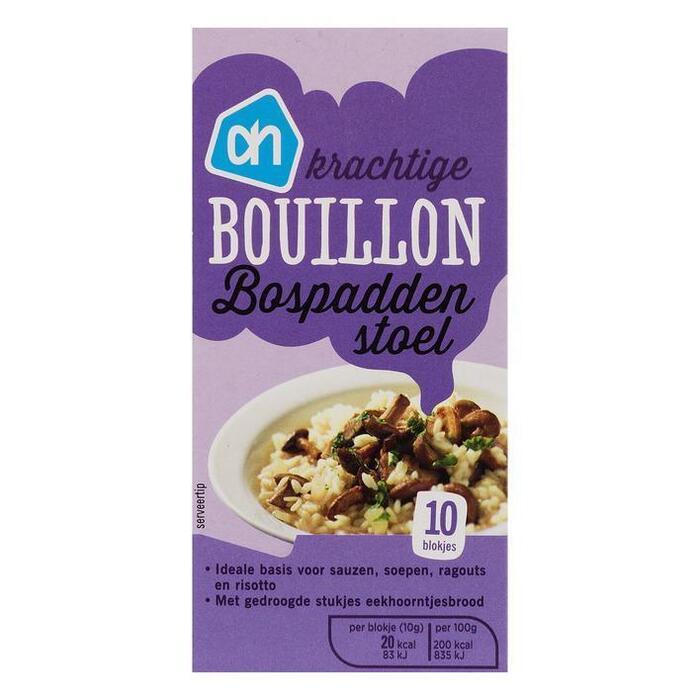 AH Paddenstoelen bouillon (100g)