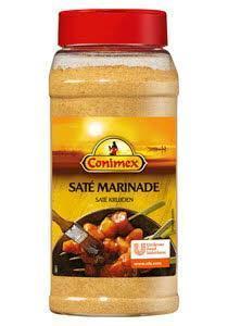 Conimex Kruidige Satemarinade 580G 6x (fles, 6 × 580g)