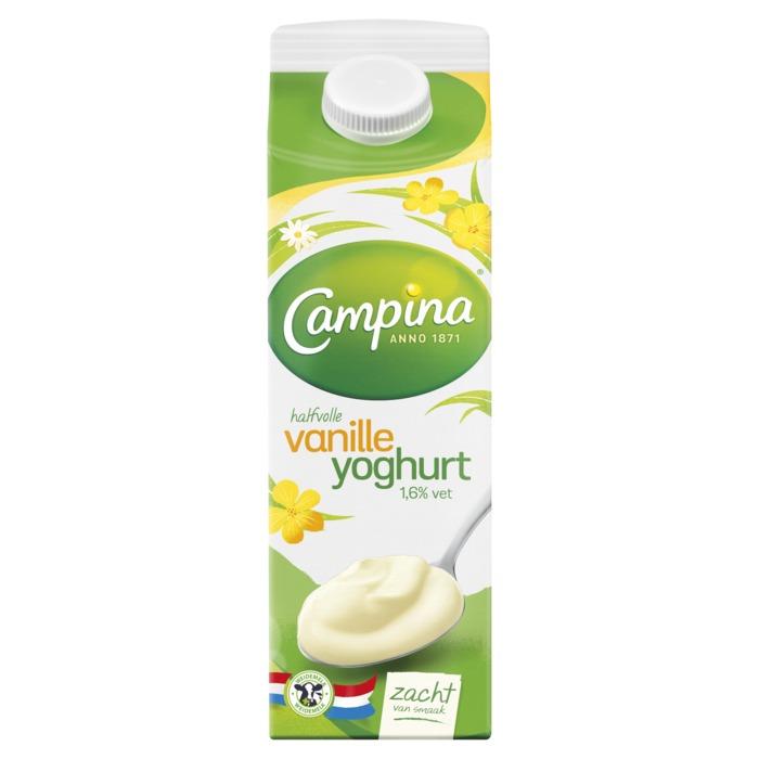 Vanilleyoghurt (1L)