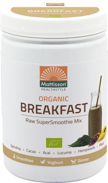 Supersmoothie raw breakfast mix (300g)