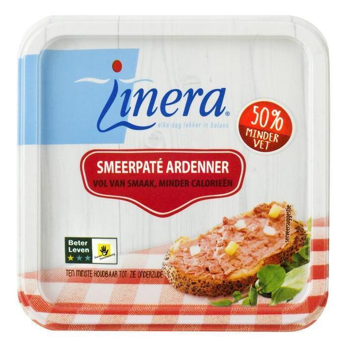 Smeerpaté Ardenner (kuipje, 125g)
