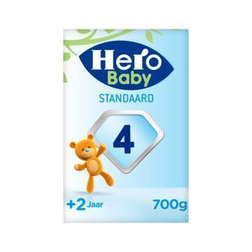 HERO BABY  Zuigelingenvoeding Standaard 4 2x350g Doosje (2 × 350g)