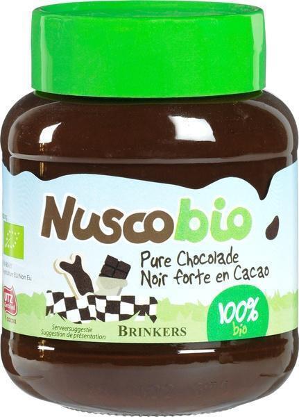 Pure chocolade (400g)