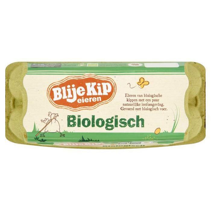 Biologische eieren (doos)