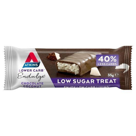 Endulge Reep Chocolade Kokos (35g)