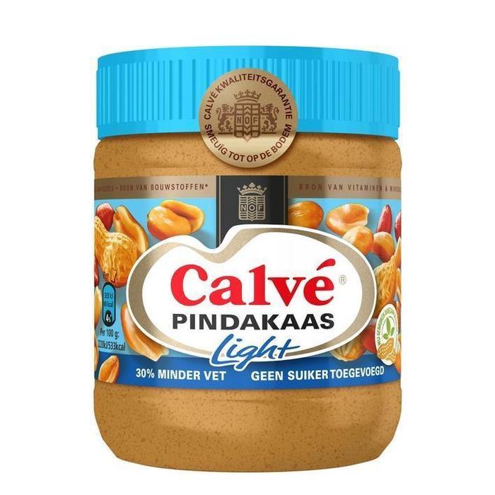 Pindakaas Light (Stuk, 350g)