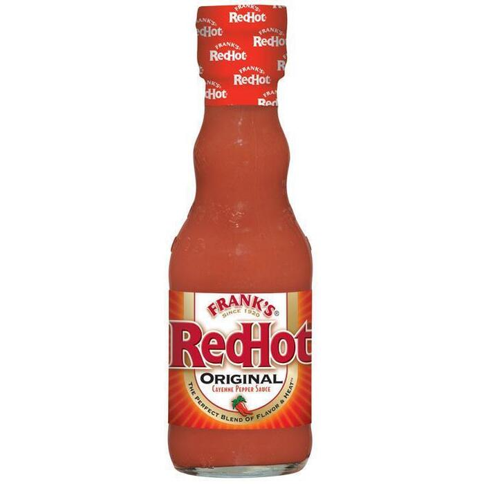 Frank's Red Hot Original Cayenne Pepper Sauce 148 ml (148ml)
