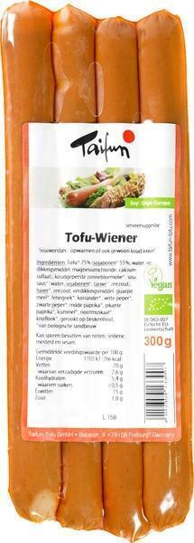 Tofu-Wiener (300g)