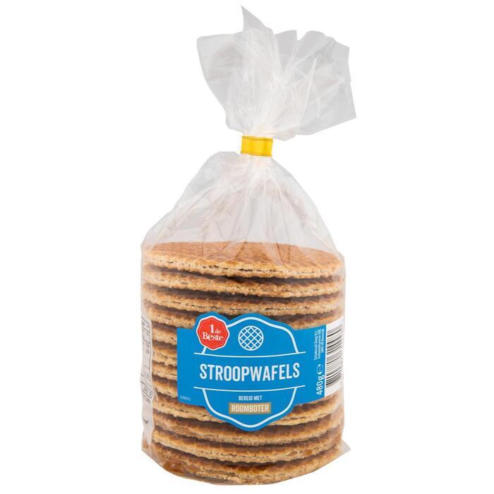 Stroopwafel roomboter (468g)