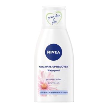 Nivea Waterproof oogmake-up remover (125ml)