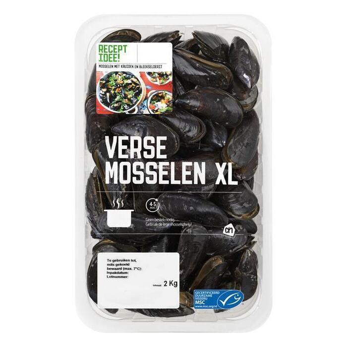 AH Mosselen XL (2kg)