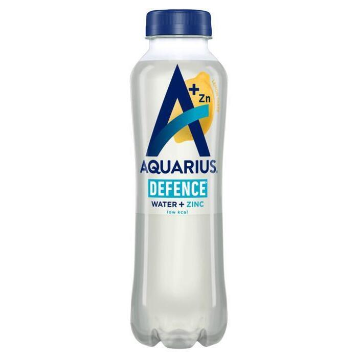 Aquarius Water+ zinc lemon (rol, 40 × 40cl)
