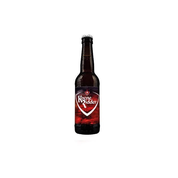 Rock City Beers Koene Ridder bier 33cl (33cl)