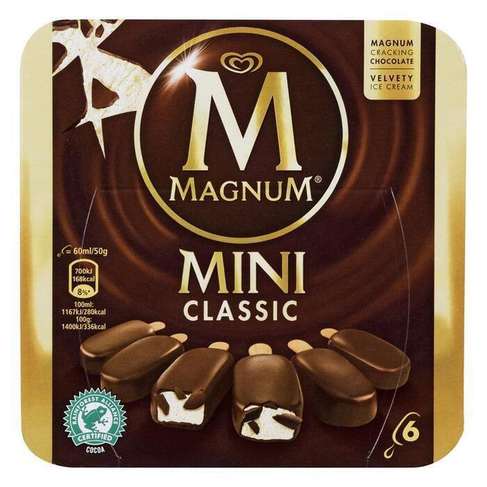 Magnum mini classic (6 × 264g)