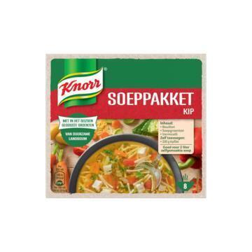 Knorr Soeppakket Kip voor 2x 1L Kippensoep 92 g (92g)
