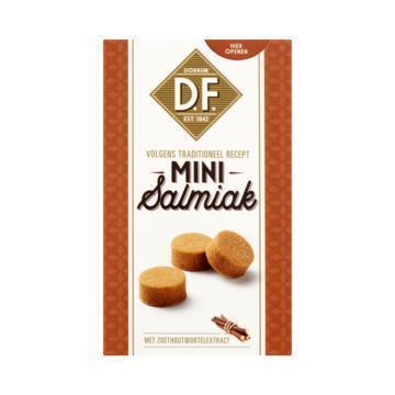 Fortuin Mini Salmiak 50 g (50g)