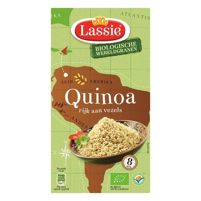 Quinoa (doos, 275g)