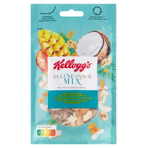 Kellogg's Deluxe Snack Mix Tropisch Fruit, Cashew & Abrikoos 95 g (95g)