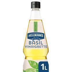 Hellmann's Basil Vinaigrette (fles, 6 × 1L)