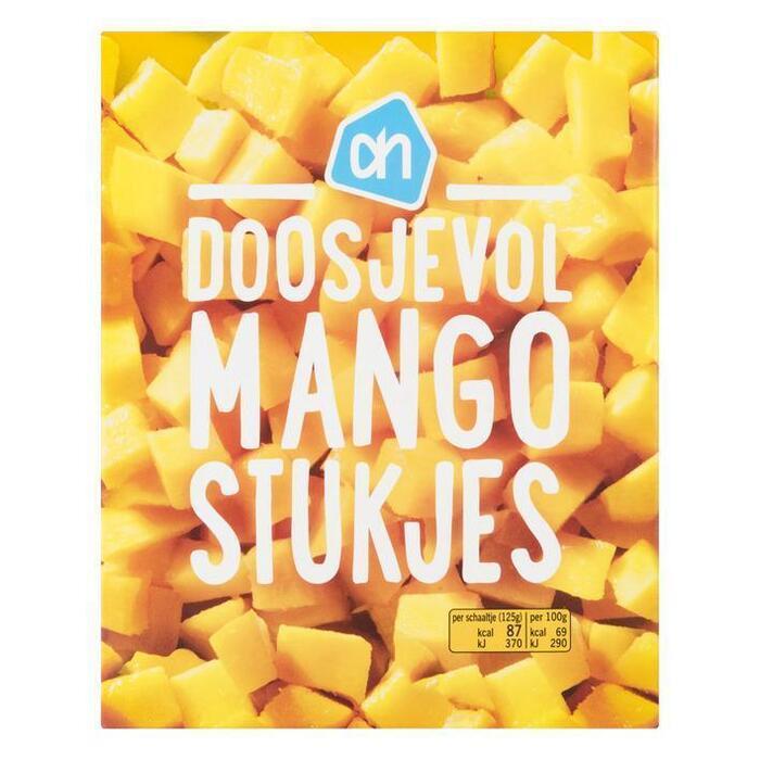 Doosjevol Mango (doos, 250g)