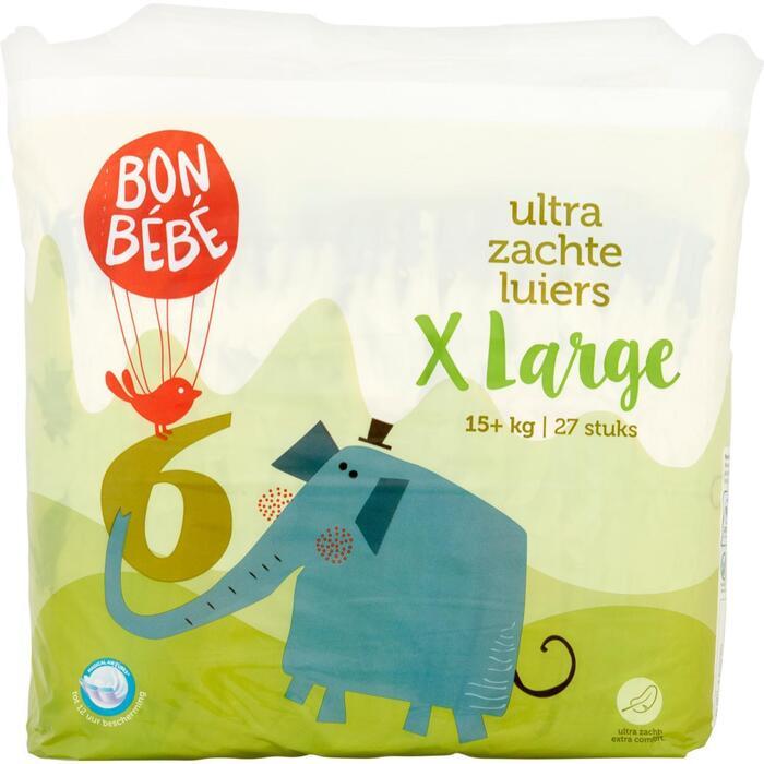Bonbebe Luiers 6 extra large