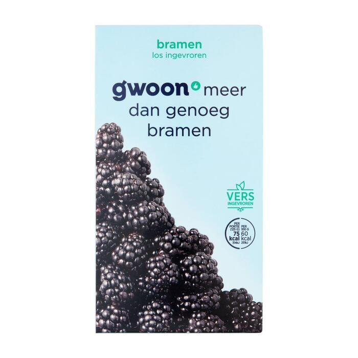 g'woon Bramen (250g)