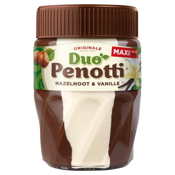 Duo Penotti Hazelnoot & Vanille Maxi Potti 615 g (615g)