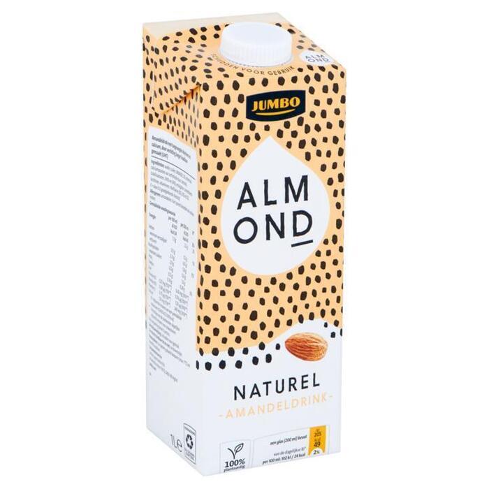 Jumbo Naturel Amandeldrink 1 L (1L)