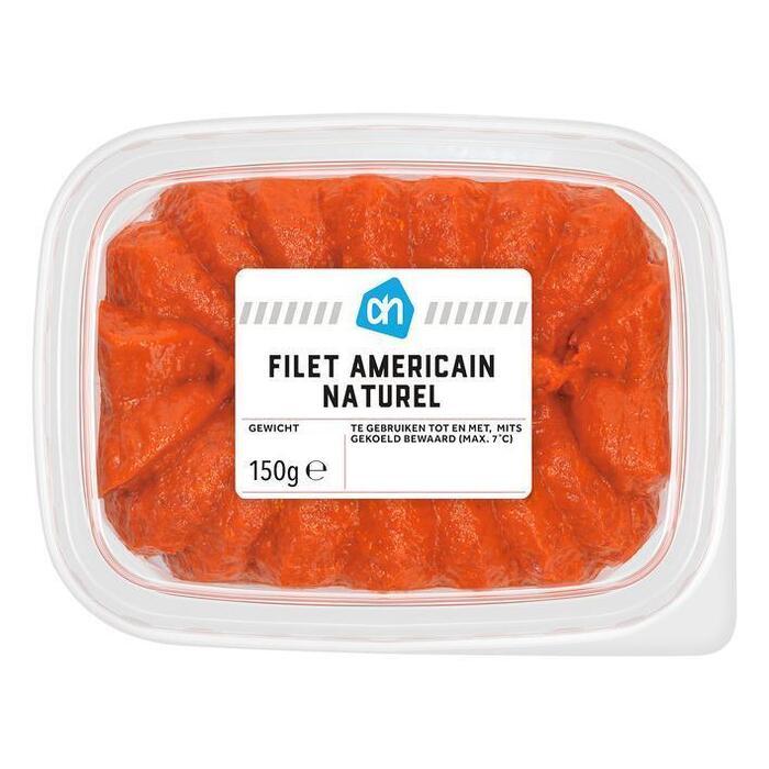 Filet Americain naturel (150g)