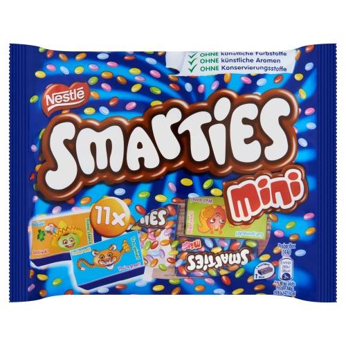Nestlé Smarties Mini 11 Boxes 158 g (158g)