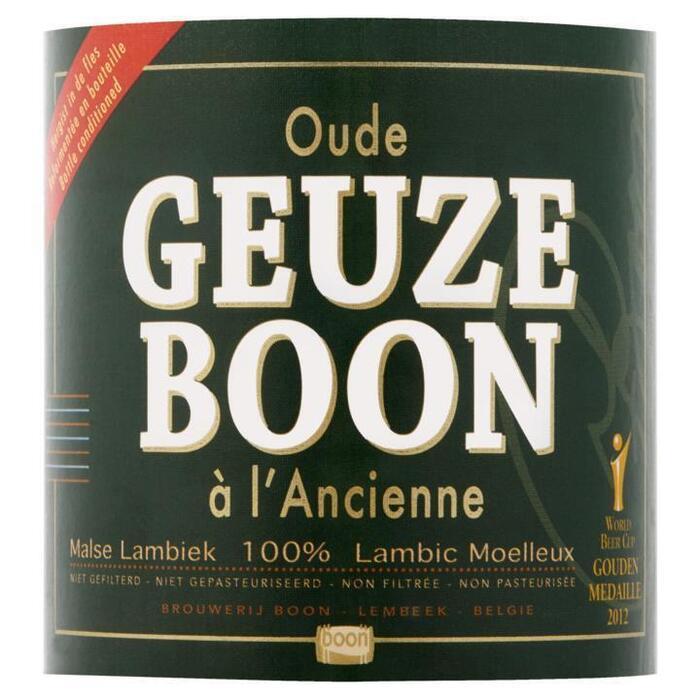 Boon Oude Geuze 37,5 cl (37.5cl)