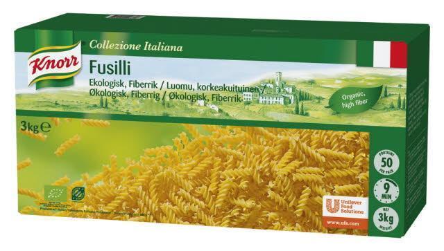 Knorr Collezione Italiana Fusilli (3kg)