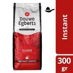 DOUWE EGBERTS OPLOSKOFFIE INSTANT CLASS. (300g)